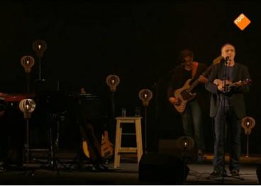 Lampen voor show Stef Bos Live