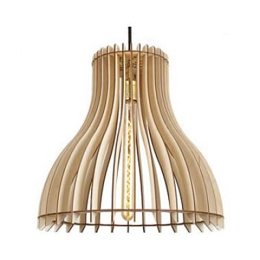 """Lasercut lamp """"Open"""""""