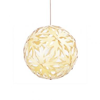 "Lasercut lamp ""Modular Round"""